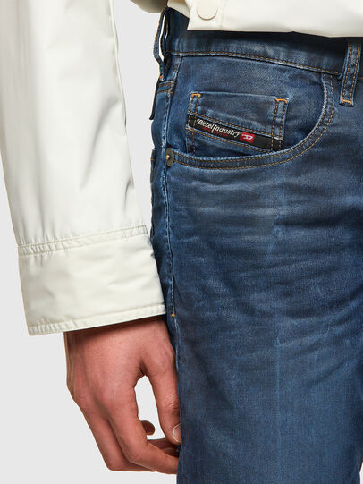 Diesel - D-Strukt JoggJeans® 069WP, Blu Scuro - Jeans - Image 3