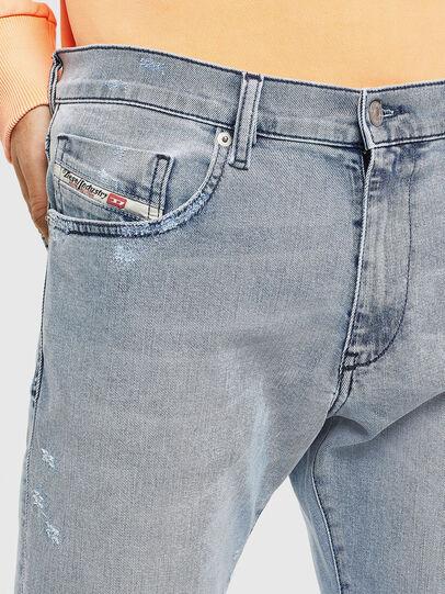 Diesel - D-Strukt 009BP, Hellblau - Jeans - Image 4