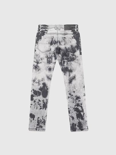 Diesel - THOMMER-J, Nero/Bianco - Jeans - Image 2