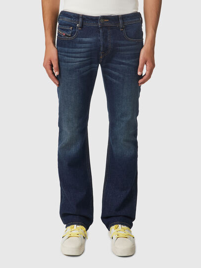 Diesel - Zatiny 009HN, Dunkelblau - Jeans - Image 1
