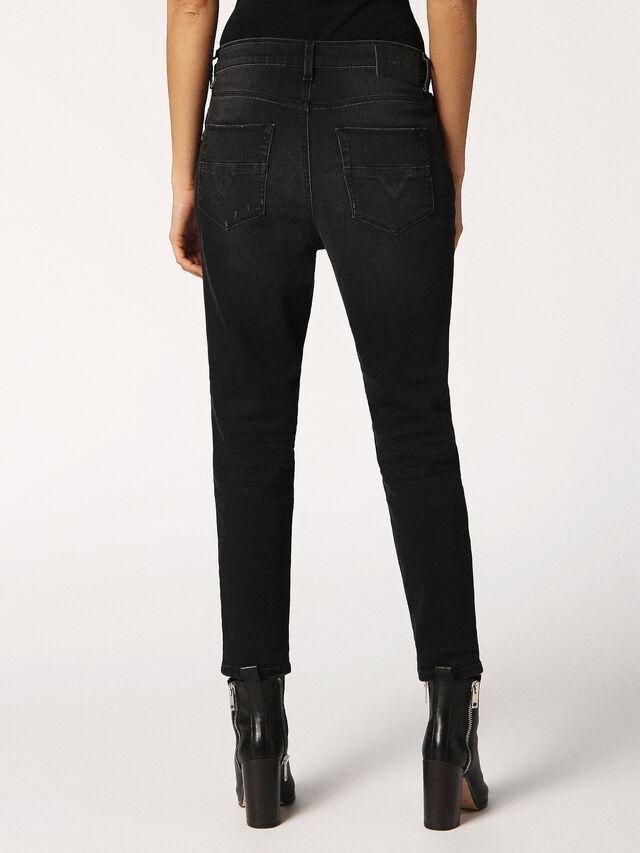 FAYZA-EVO 084NG, Black Jeans