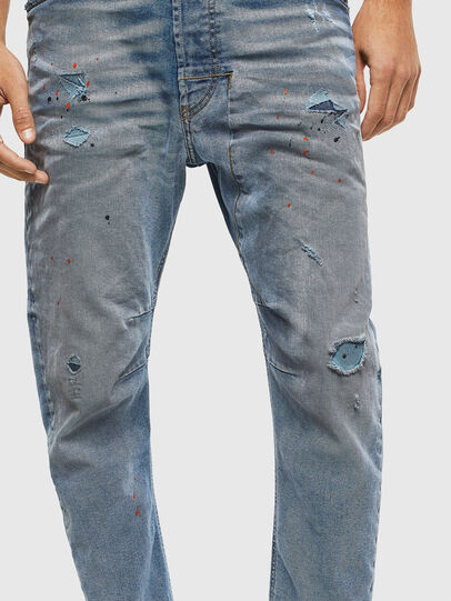 Diesel - Narrot 009BN, Mittelblau - Jeans - Image 5