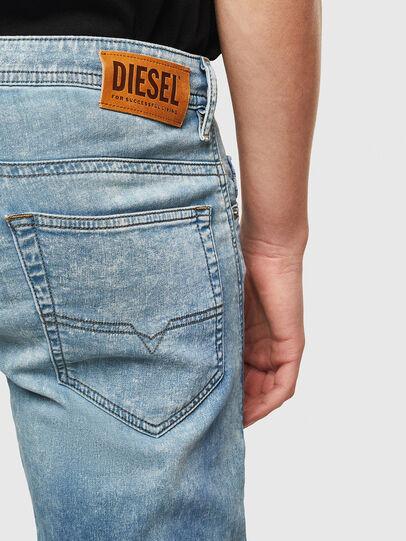 Diesel - Thommer JoggJeans 069LK, Hellblau - Jeans - Image 3