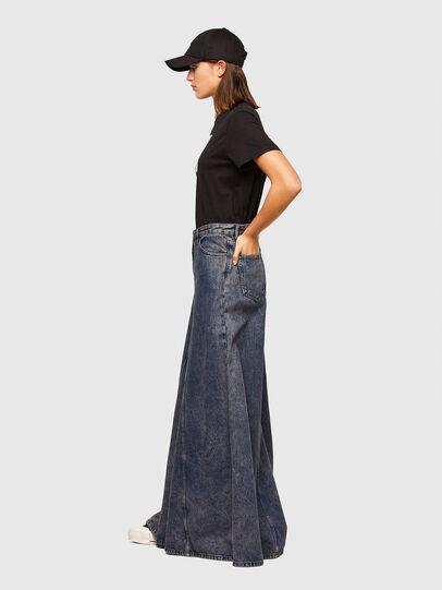Diesel - D-Spritzz 009RP, Bleu Foncé - Jeans - Image 5