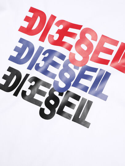 Diesel - TSURY, Weiß - T-Shirts und Tops - Image 3