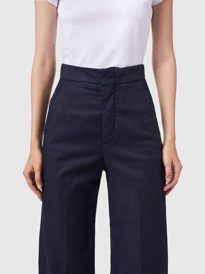 Diesel - D-Ebbey JoggJeans® 0CEAT, Blu Scuro - Jeans - Image 3