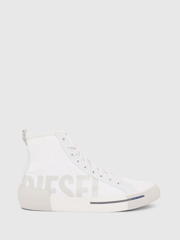S-DESE MID CUT, Weiß - Sneakers