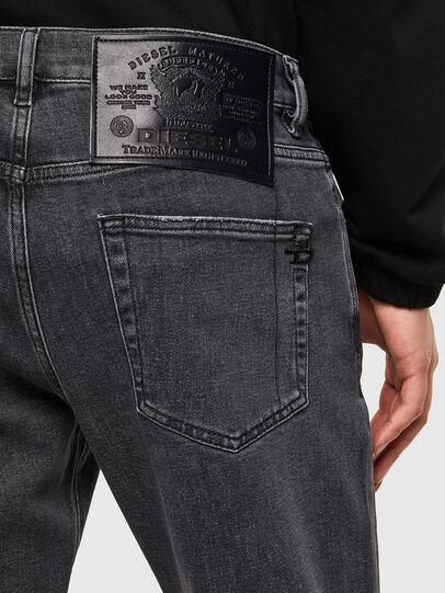 Diesel - D-Strukt 009RE, Noir/Gris foncé - Jeans - Image 4