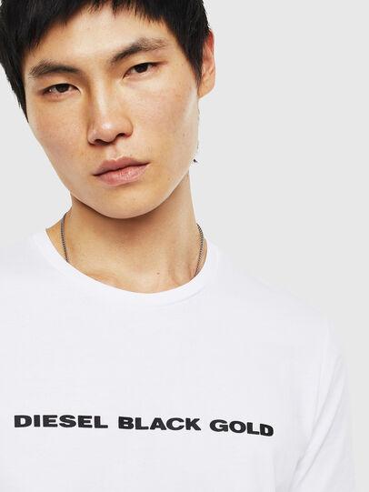 Diesel - T-TYRITE, Weiß - T-Shirts - Image 3