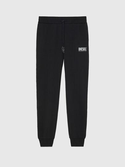 Diesel - UFLB-VICTADIA, Noir - Pantalons - Image 1