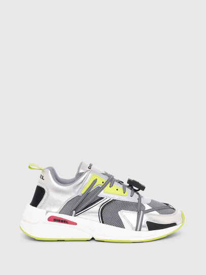 Diesel - S-SERENDIPITY LC EVO, White - Sneakers - Image 1