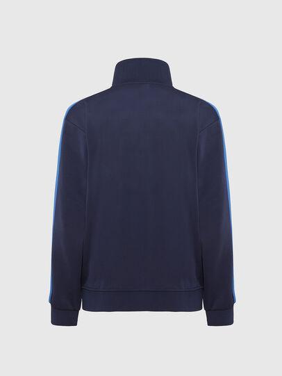 Diesel - S-KRAIM, Blau - Sweatshirts - Image 2