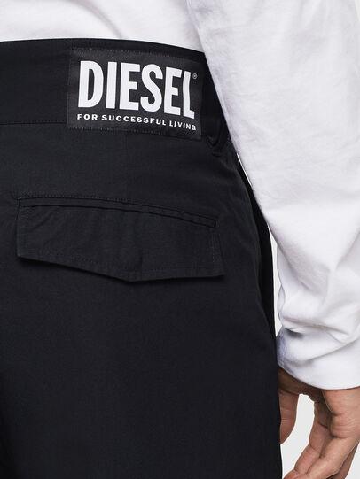 Diesel - P-COOLE, Schwarz - Hosen - Image 4