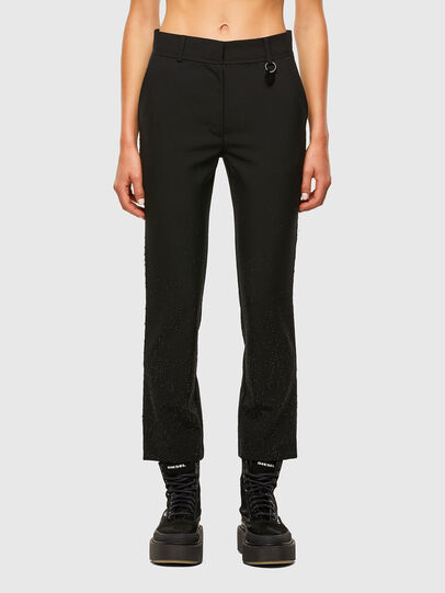 Diesel - P-IDAS-A, Noir - Pantalons - Image 1