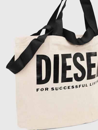 Diesel - LYVENZA, Weiß/Schwarz - Shopper und Schultertaschen - Image 3