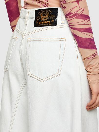 Diesel - D-Spritzz 009UU, Bianco - Jeans - Image 4