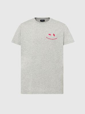 T-DIEGOS-N28, Grau - T-Shirts