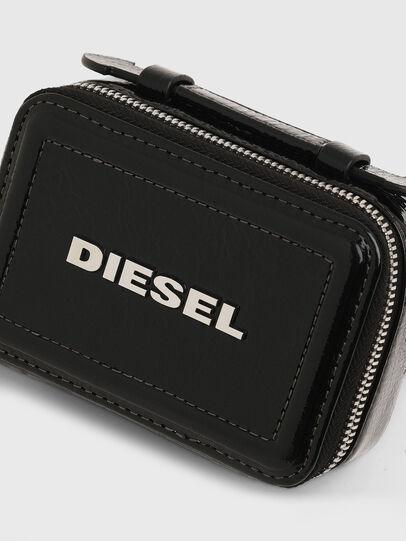 Diesel - BOMBY, Schwarz - Kleine Portemonnaies - Image 4