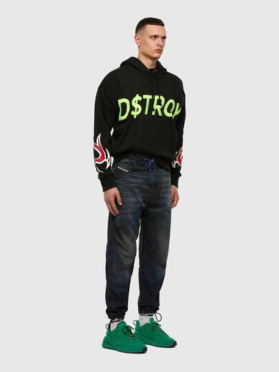 Diesel - D-Skint JoggJeans® 069PE, Dunkelblau - Jeans - Image 7
