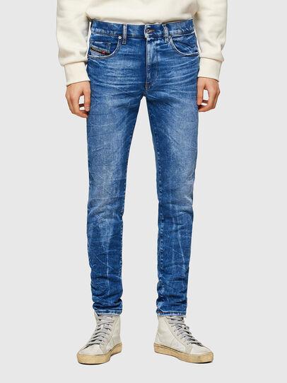 Diesel - D-Strukt 009MH, Bleu Clair - Jeans - Image 1