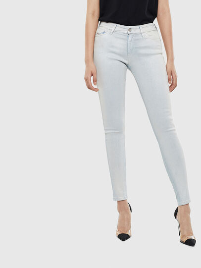 Diesel - Slandy 0099W, Hellblau - Jeans - Image 1
