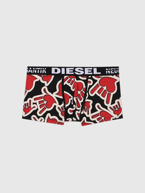 UMBX-DAMIEN, Schwarz/Rot - Boxershorts