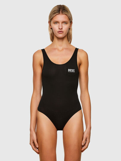 Diesel - UFBY-BODYHI, Black - Bodysuits - Image 1