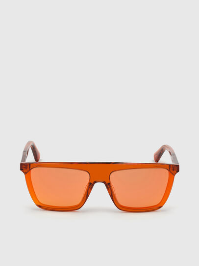 Diesel - DL0323, Orange - Sonnenbrille - Image 1