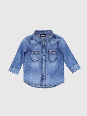 CITROB, Jeansblau - Hemden