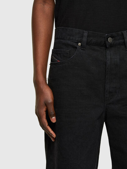 Diesel - D-MACS-SHORT, Black - Shorts - Image 3