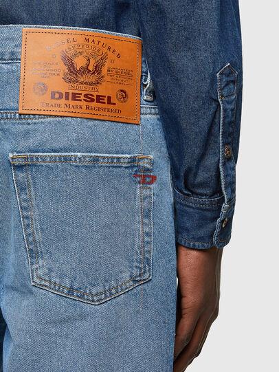 Diesel - D-STRUKT-SHORT, Hellblau - Kurze Hosen - Image 4