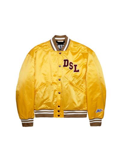 Diesel - J-BULC, Yellow - Jackets - Image 5