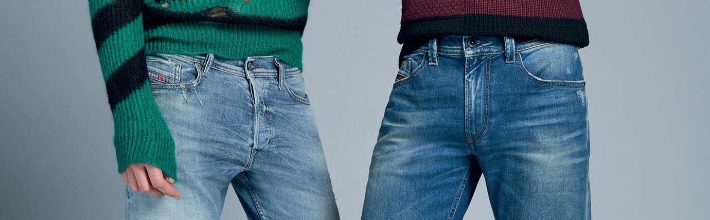 Shop Men's Straight FIt Jeans