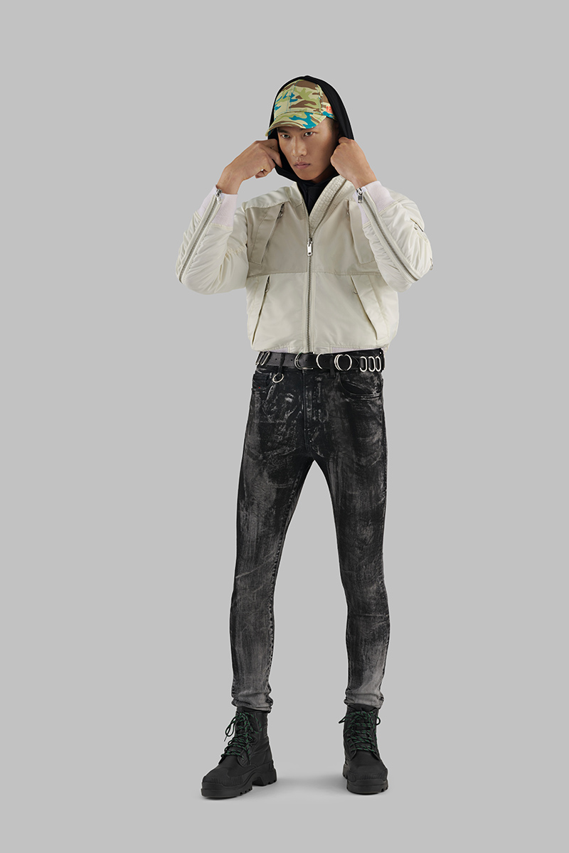 on sale e26ad 696df Herren Kleidung: jeans, jacken | Go with no plan on Diesel.com