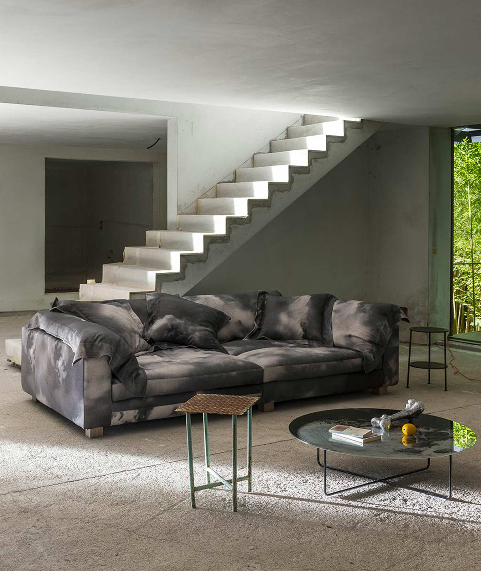 Diesel Living: Furniture with Moroso