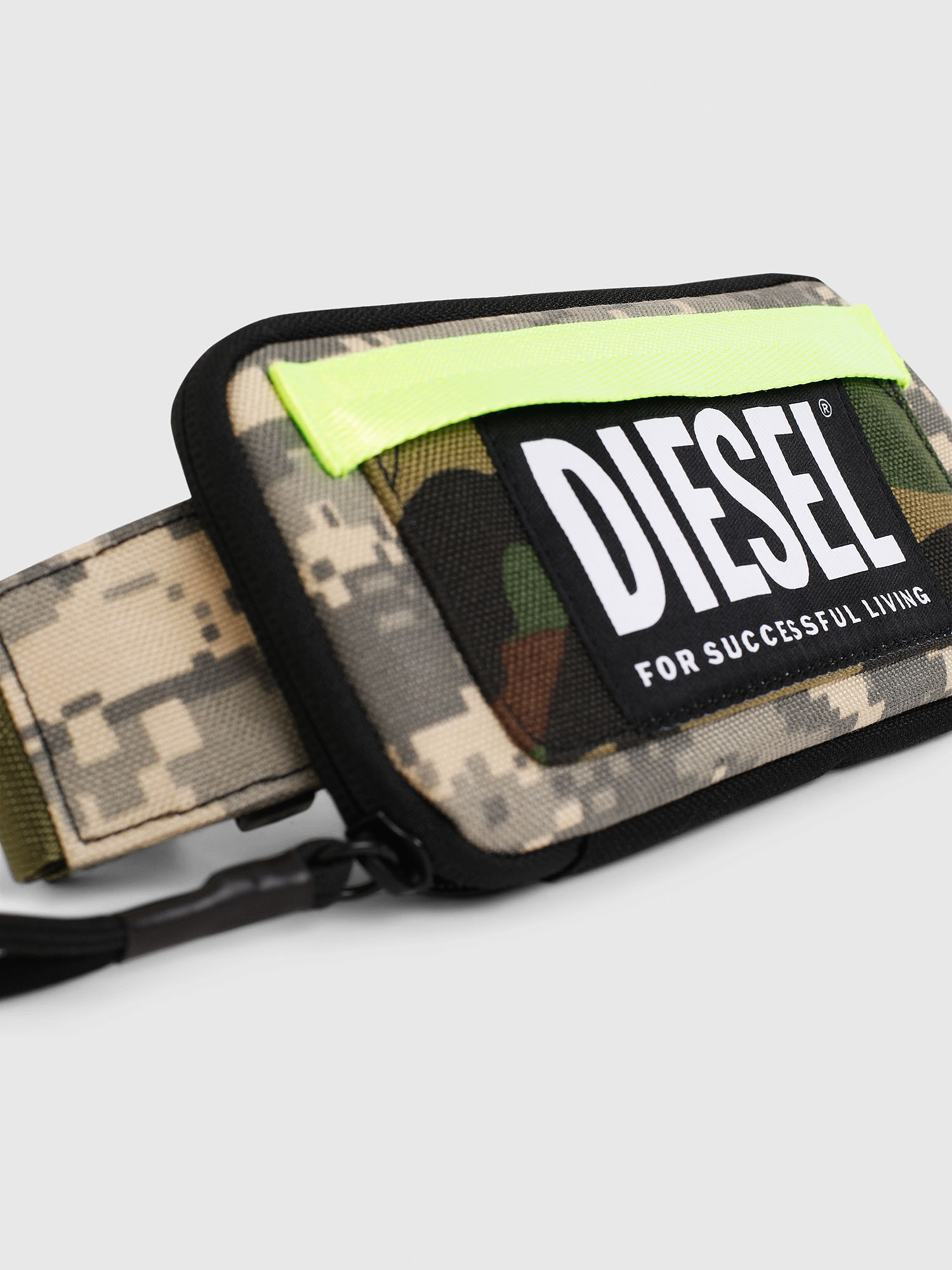 Diesel - BELT RUBBER CASE BIG,  - Continental Portemonnaies - Image 5